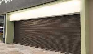 security shutter roll up gate